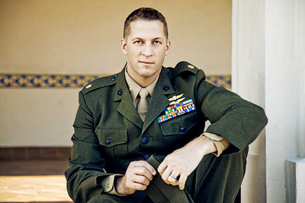 Episode 9 - Rob Dyer Active Duty US Marine Corps Officer, Iraq and ...