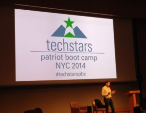 Fred Wilson of Union Square Ventures at Techstars Patriot Boot Camp 2014