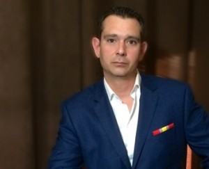 Christopher Costa, Founder of Pocket Square Heroes, Marine Veteran