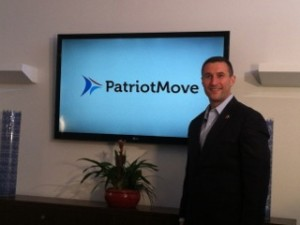 Greg Call, Founder PatriotMove, Marine Corps Veteran