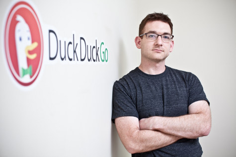 Gabriel Weinberg, Founder & CEO DuckDuckGo, Co-Author Traction