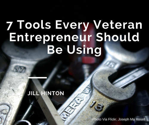 7 Tools Every Veteran Should Be Using