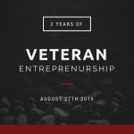 Episode 87: Two Years Focused On Veteran Entrepreneurship